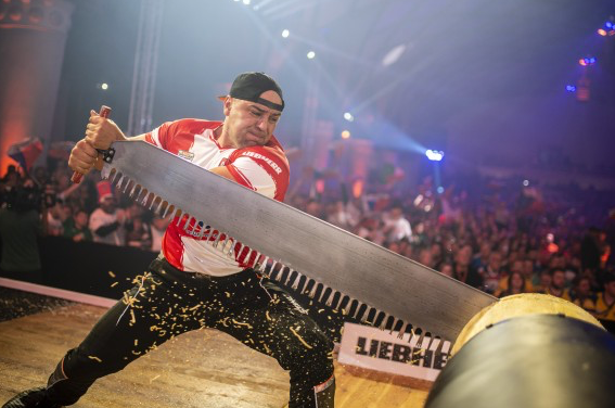EUROPE'S TOP CHOPPERS TO SWING BACK INTO ACTION AS TIMBERSPORTS® EUROPEAN TROPHY MAKES AXE-CITING RETURN