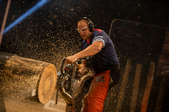 TIMBERSPORTS® SAWS INTO MORE INTERNATIONAL AXE-TION WITH CONFIRMATION OF EUROPEAN NATIONS CUP