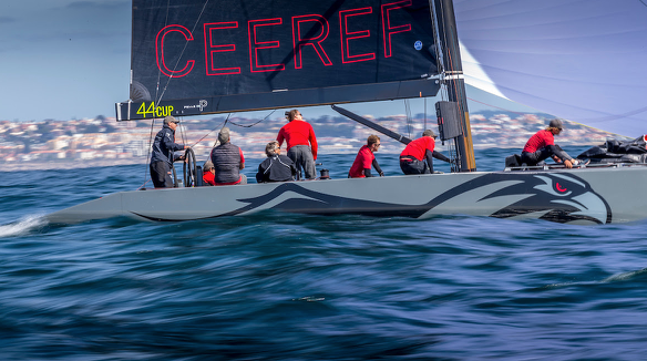 Back after 18 months – 44Cup sets sail this week in Slovenia
