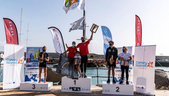 EUROPEAN AND AFRICAN OLYMPIC QUALIFIERS 49ER 49ER FX NACRA 17