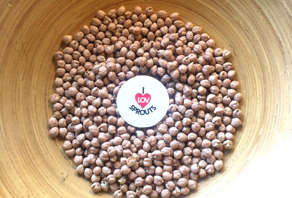 Organic Chickpeas 280gms