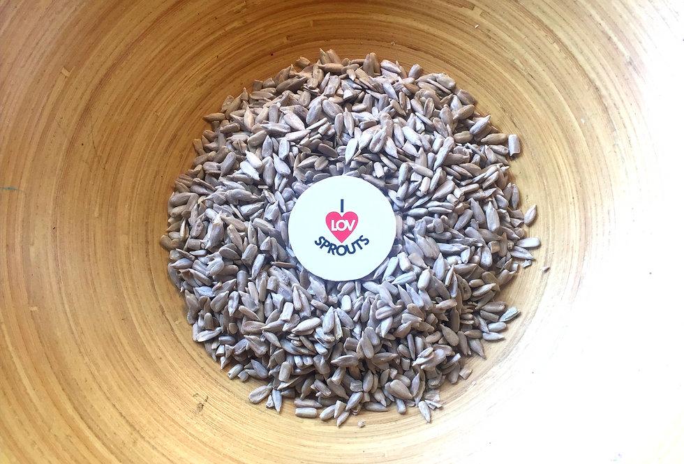 Organic Sunflower Seeds 200gms