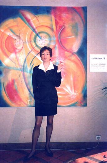 ANNE-MARIE POCHAT-LE ROY