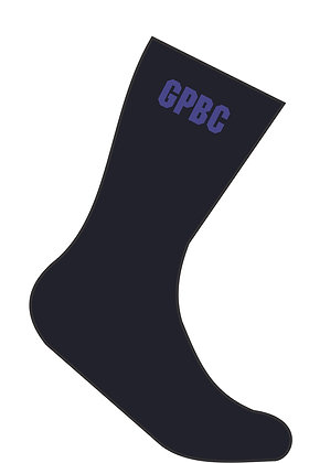 Glenmore Park Basketball Club Black Socks
