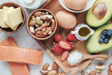 Healthy diet tips for over 65s