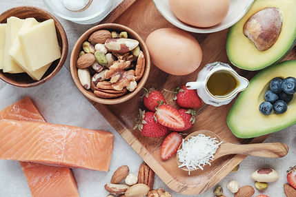 Healthy Fats-woman-fertility