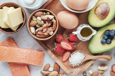 Healthy Food professional athletes