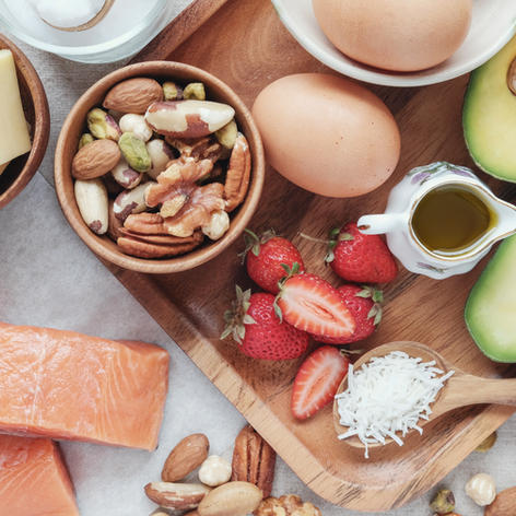 Lesson 20: Fats & Exercise Vacation