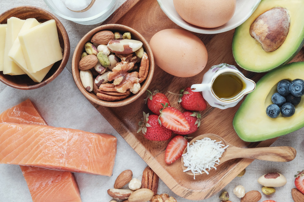 Why Dietary Fat is Good For You