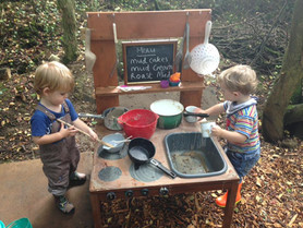 Woodland Toddler Group