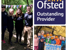 We've been awarded OUTSTANDING by OFSTED!