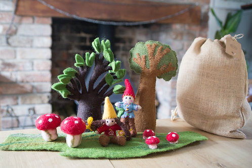 Gnome Play Set (Coming Soon)