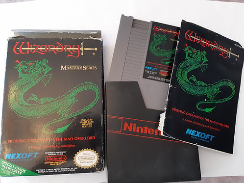 Wizardry: Proving Grounds of the Mad Overlord (CIB)