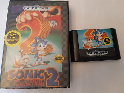 Sonic the Hedgehog 2  (CB)