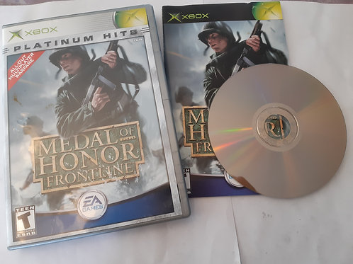 Medal Of Honor Frontline [Platinum Hits]