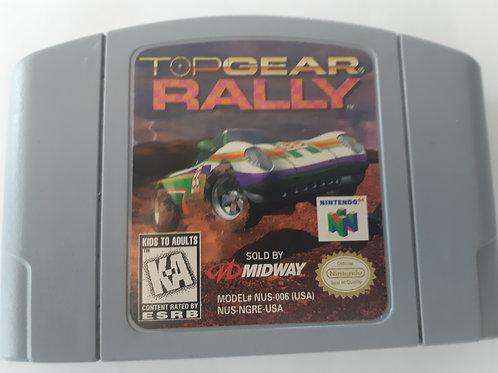 Top Gear Rally