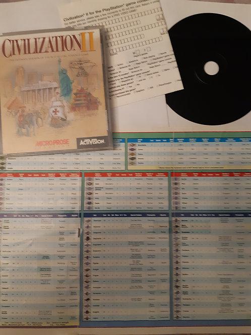 Civilization II (avec tableau)