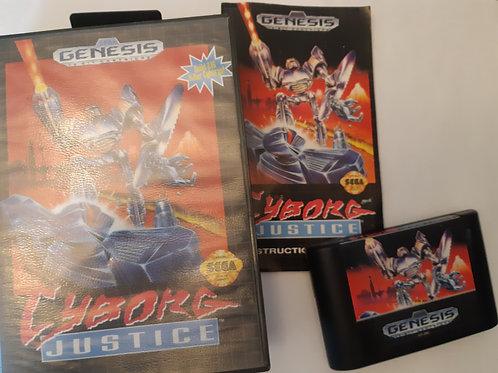 Cyborg Justice  (CIB)