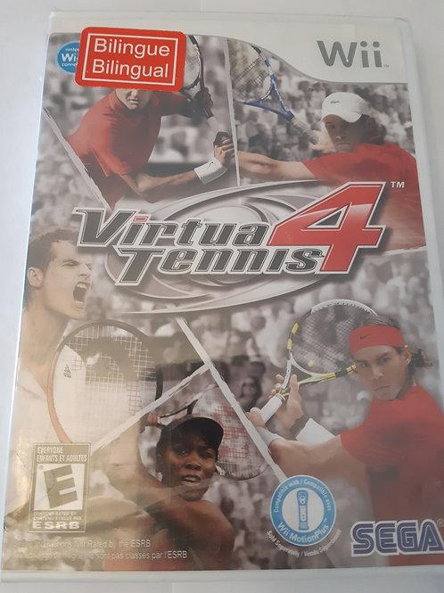Virtua Tennis 4 (neuf)