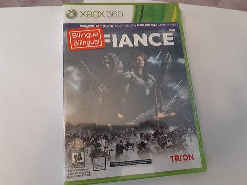 Defiance (Neuf)