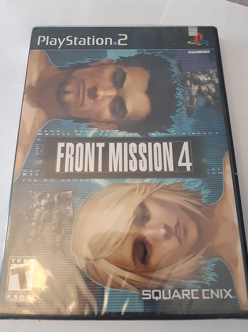 Front Mission 4 (Neuf)