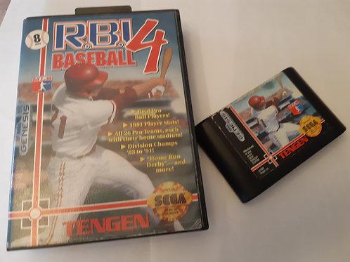 RBI Baseball 4 (CB)