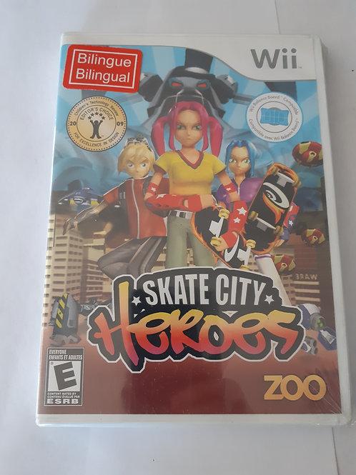 Skate City Heroes (neuf)
