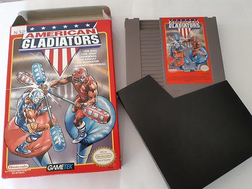 American Gladiators (CB)