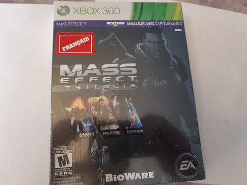 Mass Effect Trilogy (Neuf)