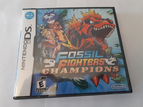 Fossil Fighters Champions (Neuf)