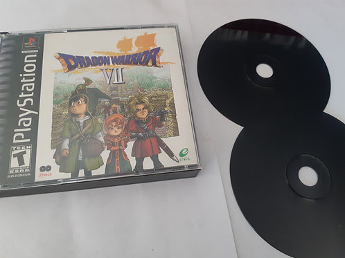 Dragon Warrior 7