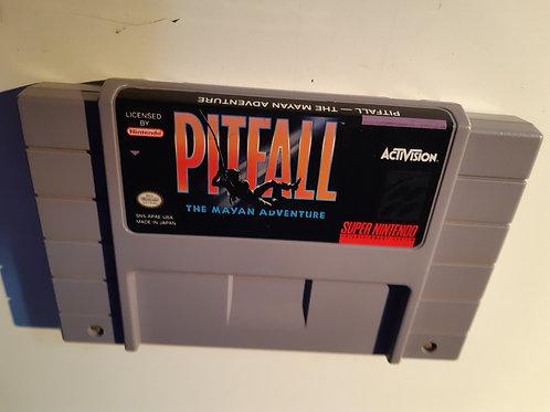 Pitfall The Mayan Adventure