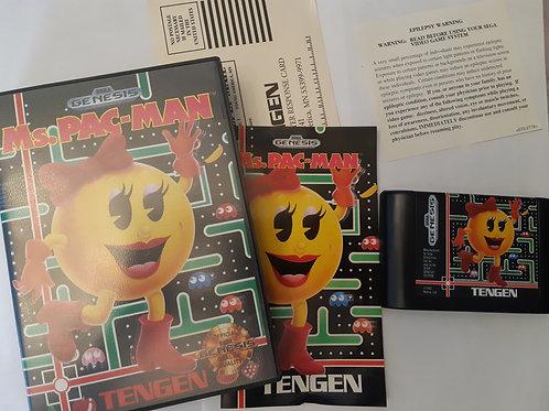 Ms. Pac-Man  (CIB)