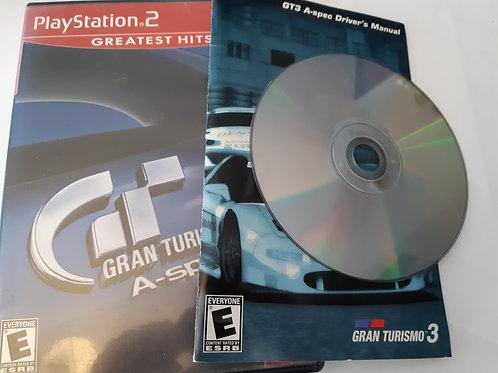 Gran Turismo 3 [Greatest Hits]