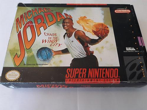 Michael Jordan Chaos in the Windy City (CB)