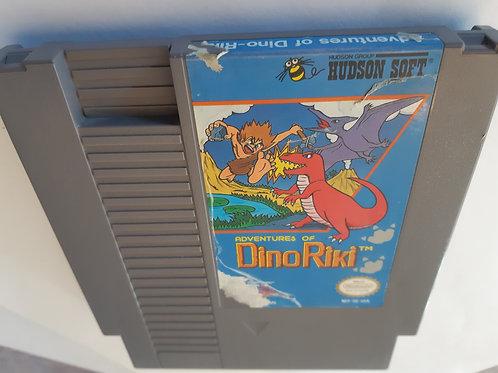 Adventures of Dino Riki, The