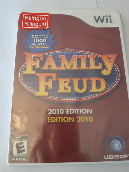 Family Feud: 2010 Edition (neuf)