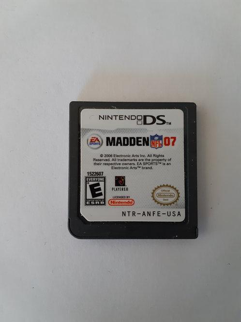 Madden 2007