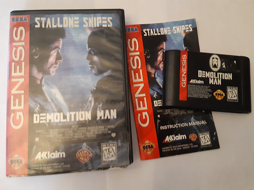 Copie de Demolition Man  (CIB)