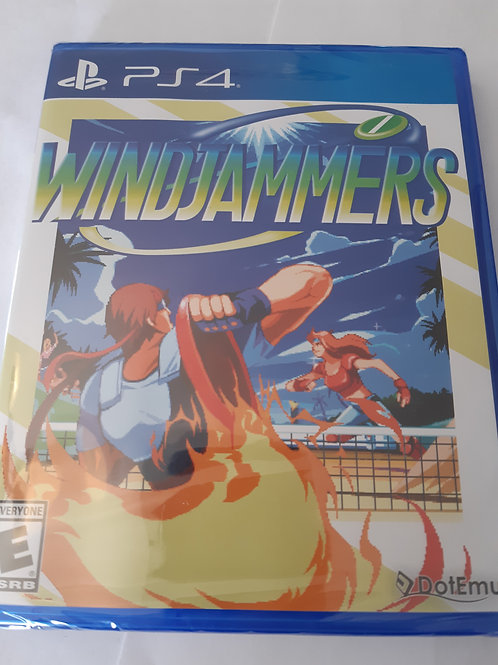 Windjammers Limited Run (Neuf)