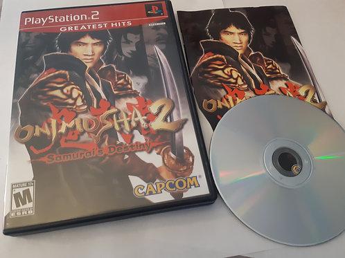 Onimusha 2 [Greatest Hits]