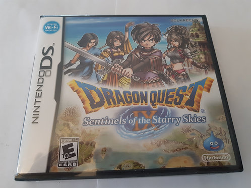 Dragon Quest IX: Sentinels of the Starry Skies (Neuf)