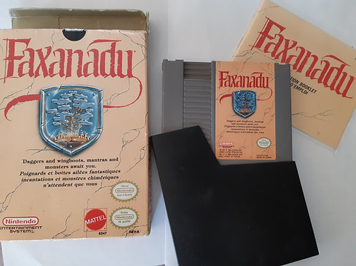Faxanadu (CIB)