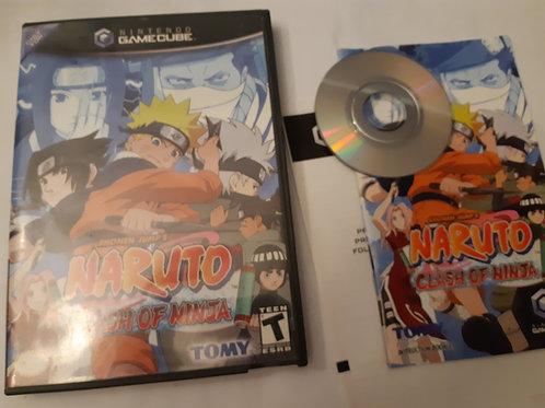 Naruto Clash of Ninja