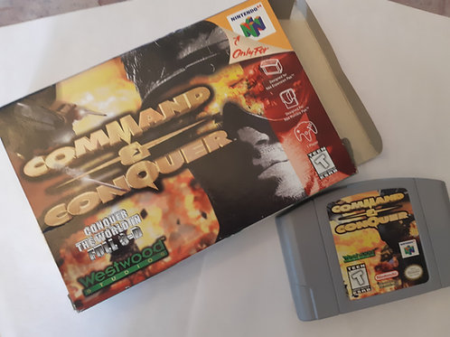 Command and Conquer (CB)