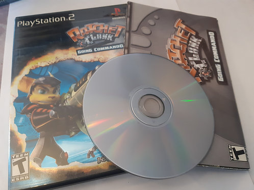 Ratchet and Clank Going Commando