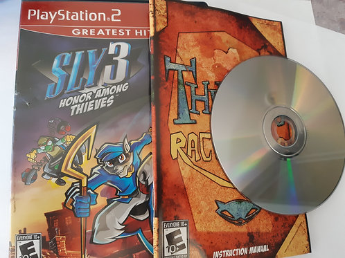 Sly 3 Honor Among Thieves [Greatest Hits]