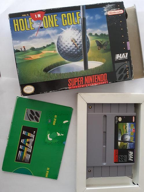 Hal's Hole in One Golf (CIB)