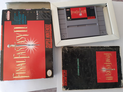 Final Fantasy II (CIB)