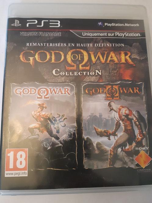 God of War Collection PAL
